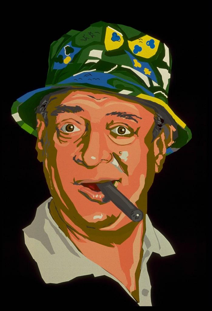 Rodney Dangerfield Portrait